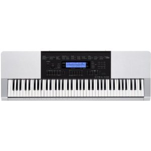 Casio Wk-220 76-Key Personal Keyboard With Usb Connection And 152 Songs