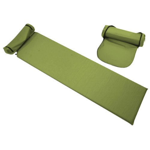 Wenzel Roll n Go Self Inflating Sleep Mat (Green)