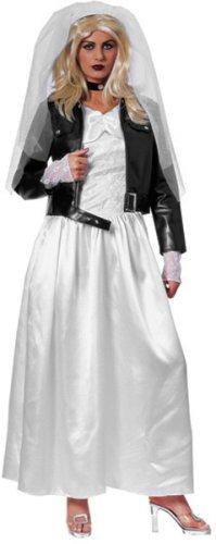 Women's Bride of Chucky Halloween Costume