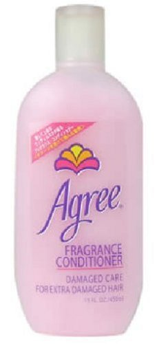 International-Cosmetics-Agree-Conditioner-Fragrance-Conditioner-450ml-Japan-Import