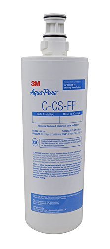 Aqua-Pure Water Filter Replacement Cartridge AP Easy C-CS-FF, Quick Change (3m Water Filter Cartridge compare prices)