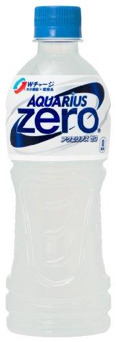 コカ・コーラ アクエリアスゼロ 500ml×24本