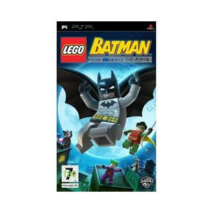 Lego Batman: The Videogame (Sony PSP)