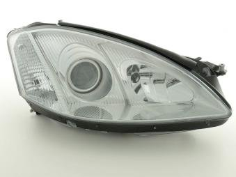 Spare parts headlight right Mercedes-Benz S-Classe (221) Yr. 05-09
