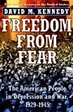Image of Freedom From Fear: The American People in Depression and War 1929-1945