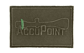 Ap58: Velcro Patch - Olive - Trijicon Accupoint®