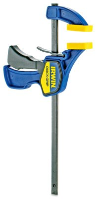 Irwin Industrial Tool 546ZR Quick-Grip 6-Inch Mini Bar Clamp