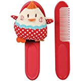 Tuc Tuc Baby Hair Brush and Comb Set. Koala Collection.