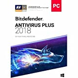 Bitdefender Antivirus Plus 2018 - 3 PCs /1 Year