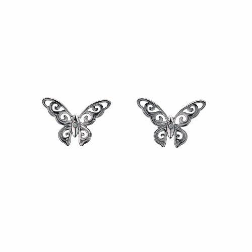 Hot Diamonds Levanter Butterfly Stud Earrings