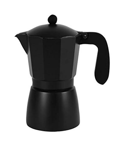 San Ignacio Cafetera 9T Soft Touch Darkblack Negro