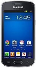 Samsung Galaxy Trend Lite Smartphone débloqué 3G+ (Ecran : 4 pouces - 4 Go - Android 4.1 JellyBean) Noir