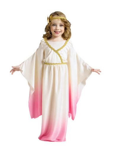 Athena Pink Ombre Toddler Costume 3-4T Kids Girls Costume