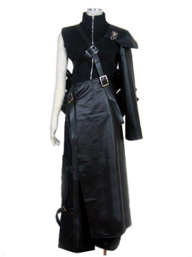 【コスゾーン】『ファイナルファンタジーVII(FF7) アドバンズドチルドレン』 クラウド風の衣装(M/男性用)