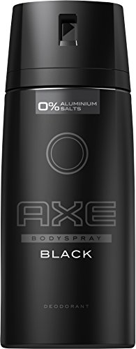 Axe - Black - Desodorante - 150 ml - Pack de 2Uds x 150ml