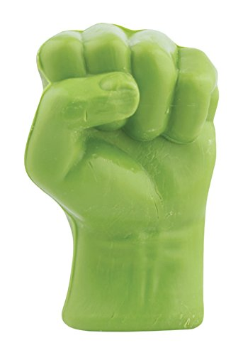 Avengers Marvel Soap On a Rope, Hulk Fist. Made from natural ingredients.