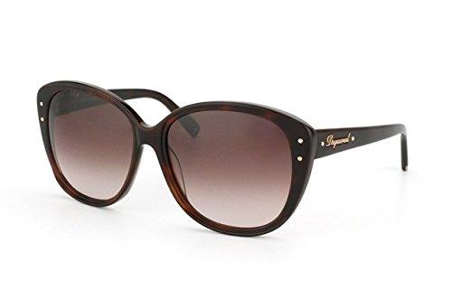Occhiali da sole per donna Dsquared2 DQ0094 71F - calibro 58