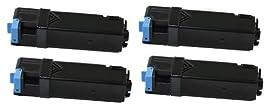 Dell Toner Cartridges AM-TN-GP-DELL1320BKWC-4CT