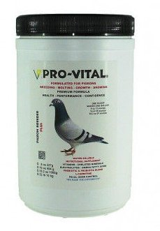 Pigeon Breeder Plus 8 Oz For Racing Pigeons By Provital front-52339