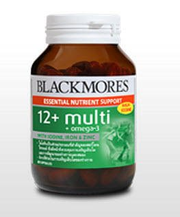Blackmores 12+ Multi Product Of Thailand