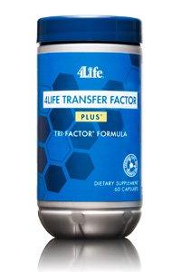 Transfer Factor Plus Tri-Factor Formula 60 Cap By 4Life front-706348