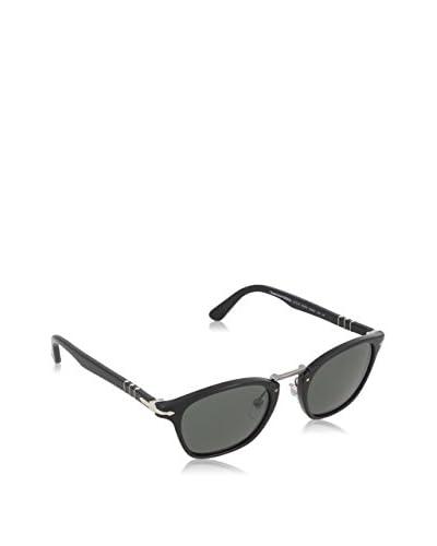 Persol Gafas de Sol Polarized 3110S (49 mm) Negro