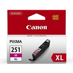 Canon Ink CLI-251 M XL Individual Ink Tank