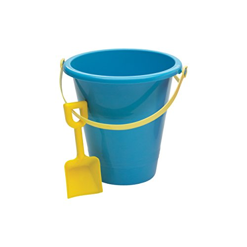 "American Plastic Toys 8"" Pail and Shovel - Colors May Vary - 1"