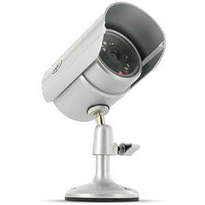 SVAT VU5 Indoor/Outdoor Night Vision Color CMOS CCTV Security Surveillance Camera