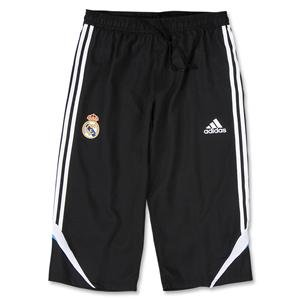 Real Madrid 08/09 3/4 Training Pants