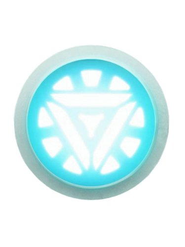 Iron Man 3 / Arc Reactor Glow Accessories (japan import) - 1