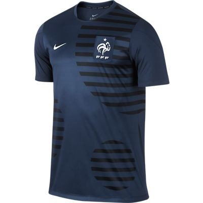 Nike France Squad Prematch Top