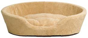 MidWest Quiet Time U-Design Small Honeycomb Weave Pattern Pod Cover and Pet Bed Pillow 23L x 16W x 9.5H