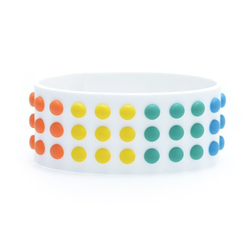 Dylan's Candy Bar Faux Leather Bracelet - Candy Dots