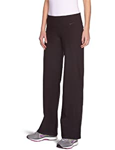 Nike Legend Regular Poly Workout Pants - X Small - Black