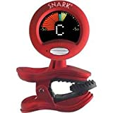 Snark Clip-On Chromatic All Instrument Tuner Red (japan import)