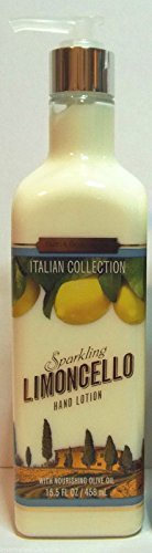 discount duty free Sparkling Limoncello Luxury Hand Lotion 15 fl oz / 443 mL by Bath & Body Works