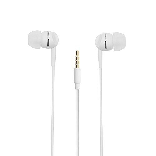 Amore Vodafone Smart 4 turbo Compatible In Ear Earphone with Mic  available at amazon for Rs.199