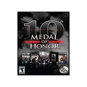 Buy Amazon.com: Medal of Honor 10th Anniversary Bundle: Video Games