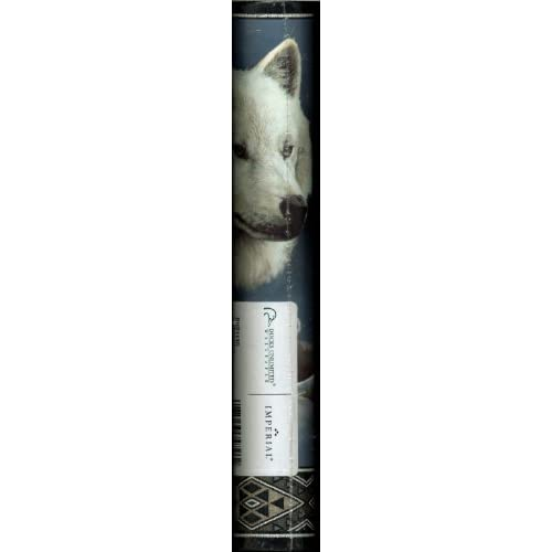 Ducks Unlimited Husky Dogs Wallpaper Border DU2111B   Prepasted   5 Yards