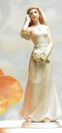 Weddingstar-Cell-Phone-Fanatic-Bride-Mix-Match-Cake-Topper