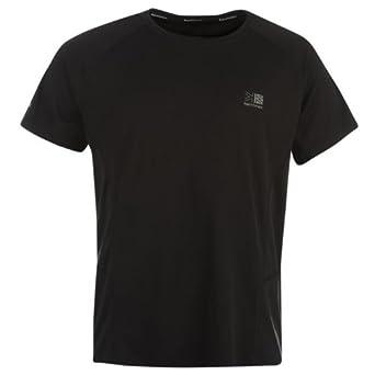 Karrimor Running T Shirt Mens Black XS