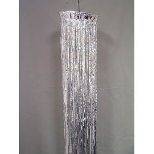 Metallic Column Silver (1 per package)