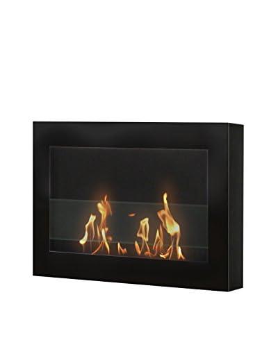 Anywhere Fireplace Soho Wall Mountable Fireplace, Black