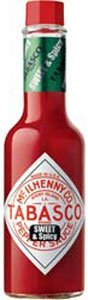 Tabasco Sweet & Spicy Pepper Sauce 5oz. from Tabasco