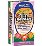 Nature'S Plus Animal Parade Gummy Bears Assorted Fruit 50 Gummies