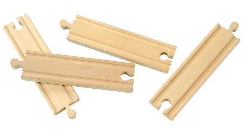 "Maxim Enterprise 6"" Straight Track (4-Piece)"