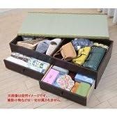 高床式ユニット畳 1畳(床下収納・引出し付) 0278383