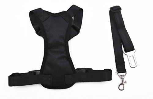 dog-seat-belt-harness-petbaba-adjustable-automobile-safe-seatbelt-belt-extender-lead-for-dogs-black-