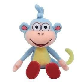 Boots Dora's Monkey